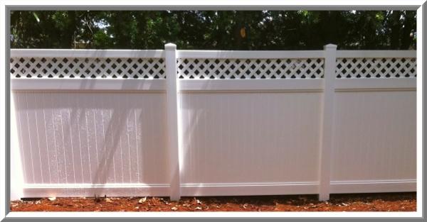 vinyl fence wholesale | Fence Liquidators